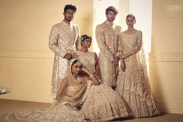 Fashion for a cause A fundraiser by designer Tarun Tahiliani to help Chennai schools
