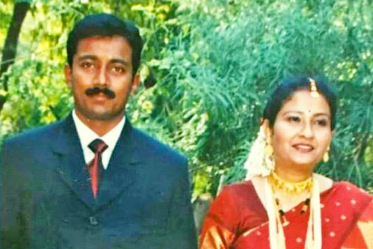 A 15-yr wait Sajinis parents relieved as husband her alleged killer is caught