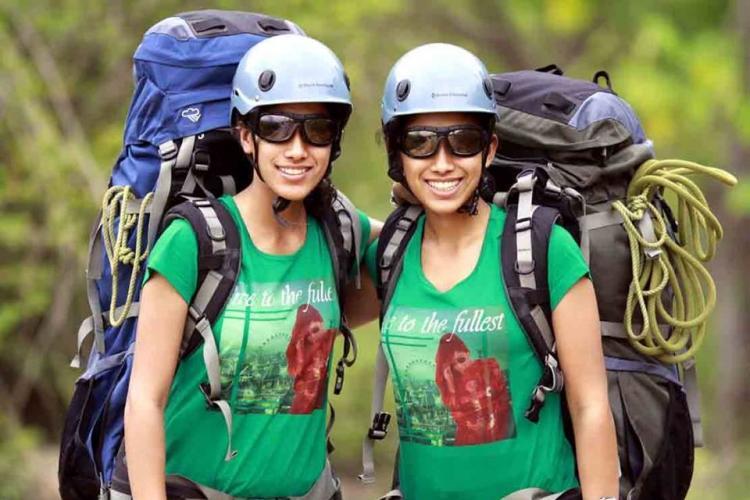 Adventurers Grand Slam Awards elude twin Indian sisters Nungshi and Tashi Malik