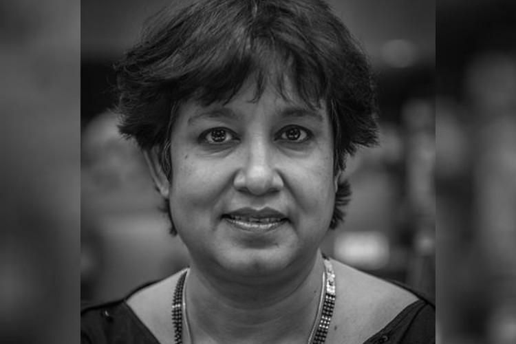Taslima Nasreens Indian visa extended by a year