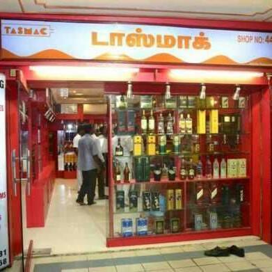 Elite TASMAC store to be opened at Chennai airports domestic terminal