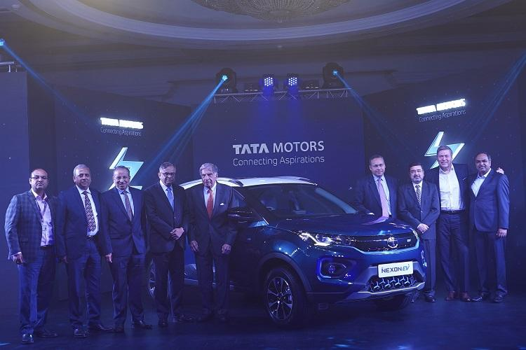 Tata Group is building an electric vehicle ecosystem leveraging its group companies