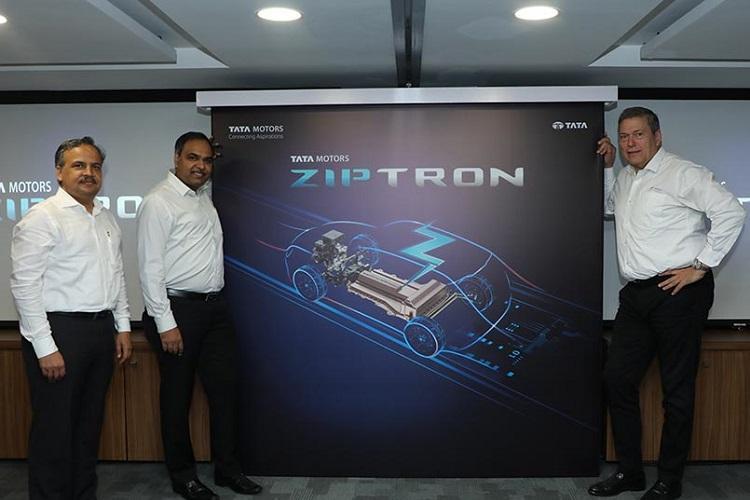 Tata Motors announces Ziptron technology to power its future electric vehicles