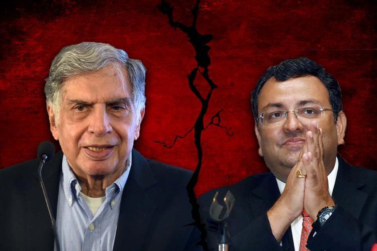 SP group has now alleged irregularities in Tata winning Parliament bid