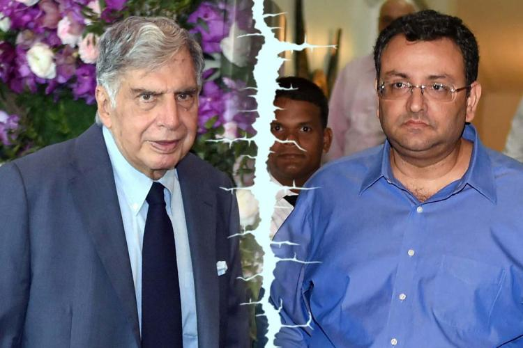 Mistry formally seeks separation