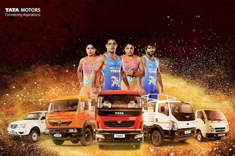 Tata Motors to set up development programme for wrestlers