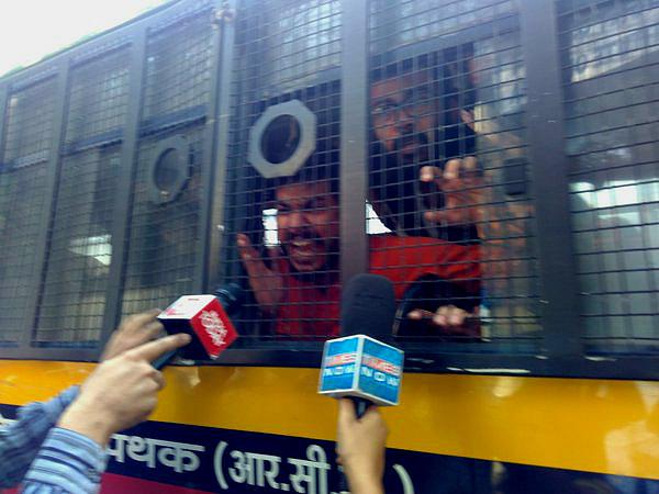 FTII flares up as Chauhan takes charge 20 students arrested policemen deployed