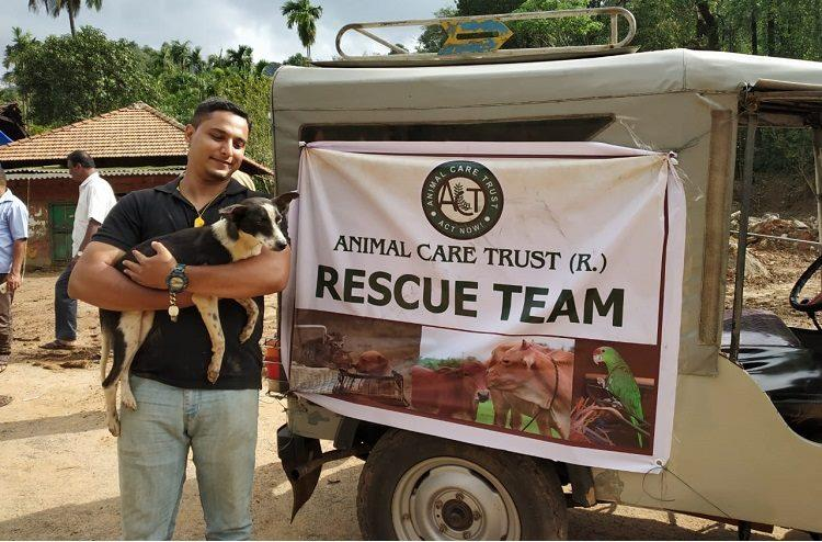 Meet Tauseef Ahmed the Mangalurean recently awarded for rescuing over 8000 animals