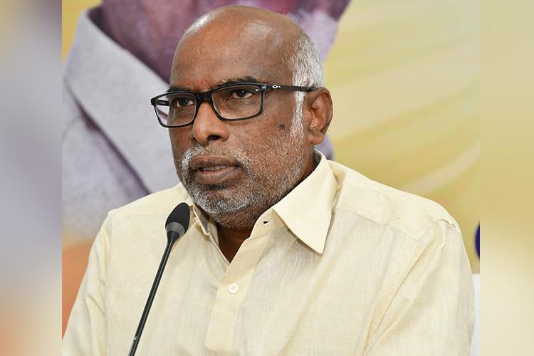 Amaravati row TDP MLC resigns over decentralisation of Andhra capital