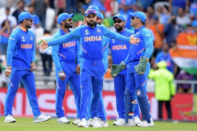 ICC World Cup GPS trackers keeping Indian players fresh despite hectic schedule