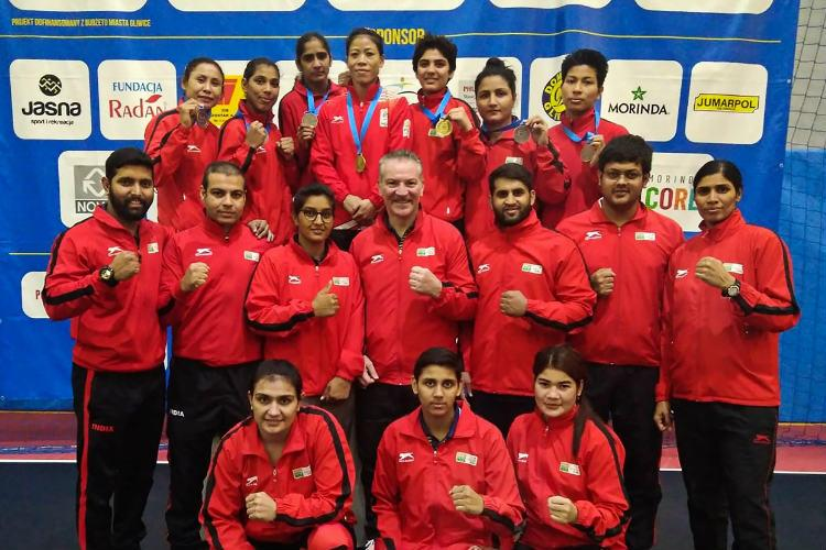 Indian women boxers shine at Turkish event win 7 medals