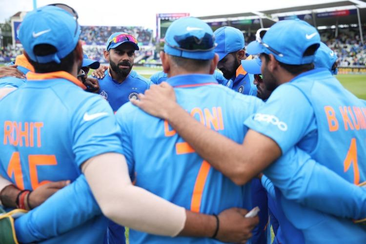 Eye on overhead conditions as India play New Zealand in World Cup semifinal