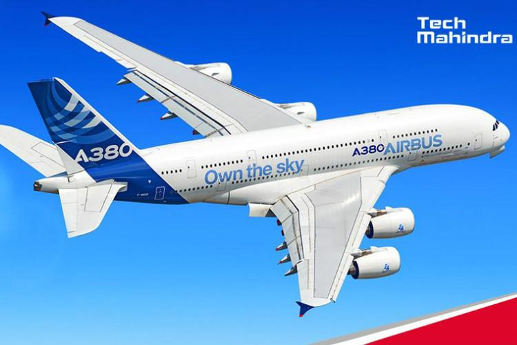 Tech Mahindra signs contract with Airbus for cabin and cargo design engineering