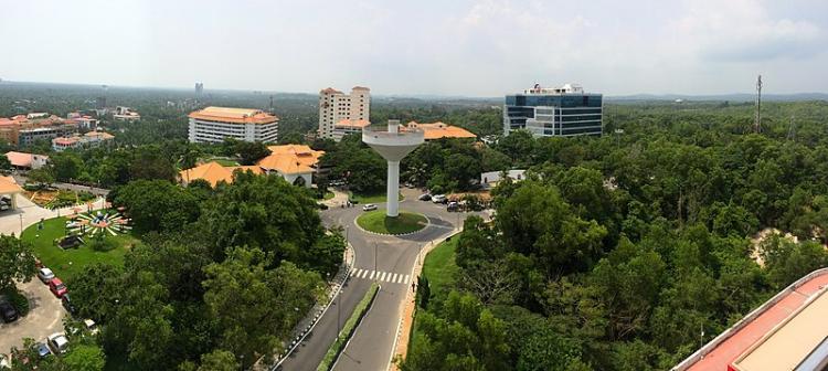 Technopark Thiruvananthapuram Kerala