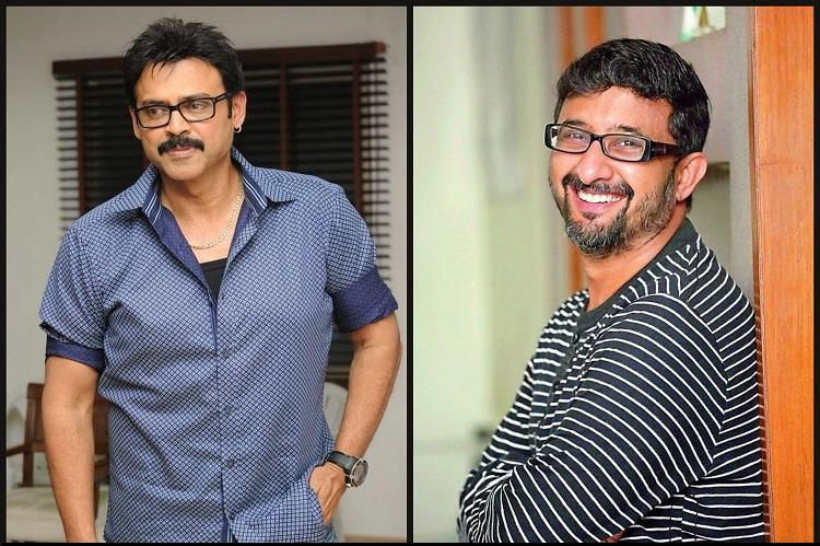 Venkateshs film with Teja to commence from December