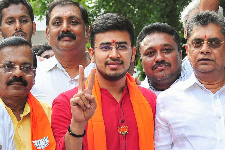 BJP MP Tejasvi Surya says opposers of CAA are puncturewallas faces backlash
