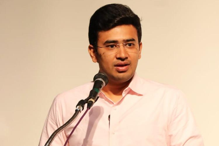 BJP MP Tejasvi Surya appeals for calm after RBI caps withdrawals from a Bengaluru co-op bank