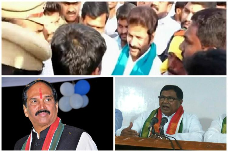 Winds of change in Telangana Cong as party plans to take on KCR in 2019