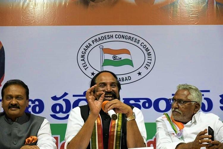Telangana CM KCR acting like PMs puppet dissolving assembly undemocratic Congress