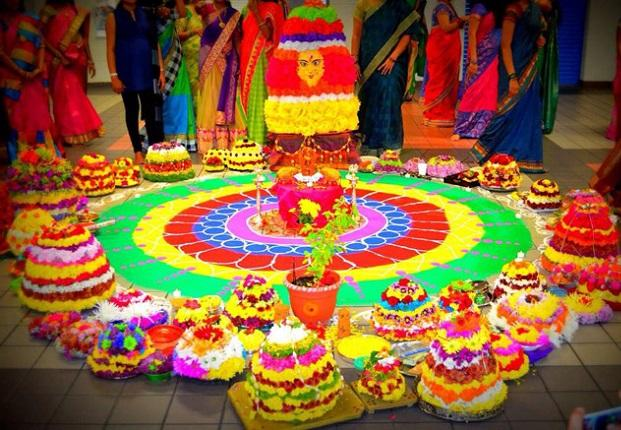 Dussehra in Hyderabad without Bathukamma Nope heres why