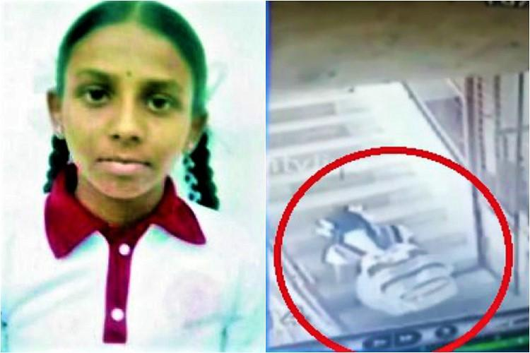 Killed by a school bag Telangana student collapses outside classroom while lugging heavy bag
