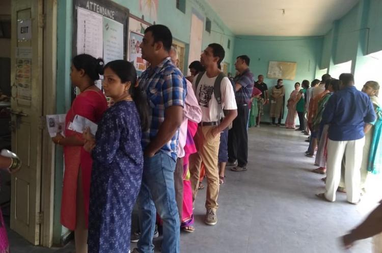 Live Blog Telangana goes to polls in 17 Lok Sabha constituencies
