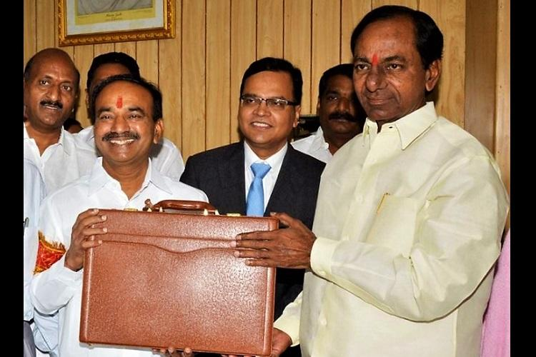 Telangana presents Rs174 lakh crore budget 1657 percent increase over last year