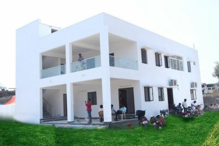 New houses for Telangana legislators Each MLA to get duplex which doubles as camp office