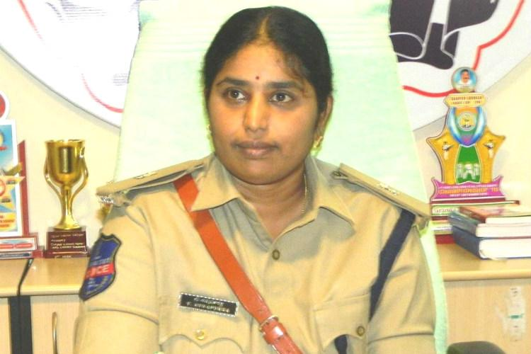 A day after Revanth Reddys arrest EC shunts out Telangana SP