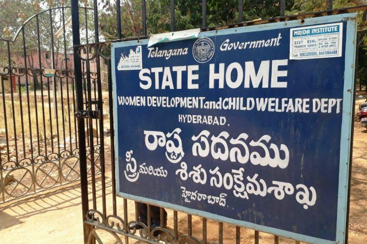 Water woes for girls at Telangana State Home and authorities only have temporary solutions