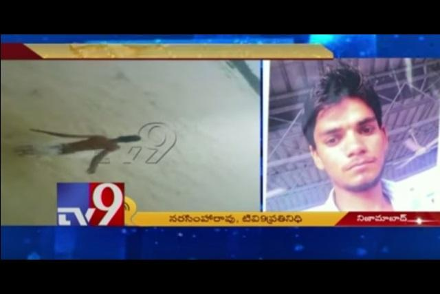 Video Man drowns in Telangana lake after asking friend to take pictures