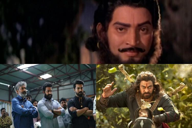 RRR Sye Raa Narasimha Reddy Can fiction become fact in historical films