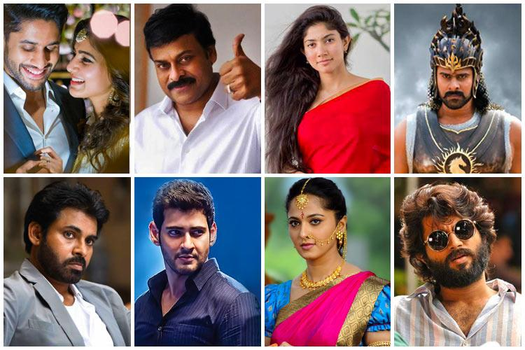 A love letter to Telugu Cinema in 2017 Thank you for reminding me why I love movies