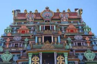 Renovation work damages historic art and sculpture at a Kumbakonam temple