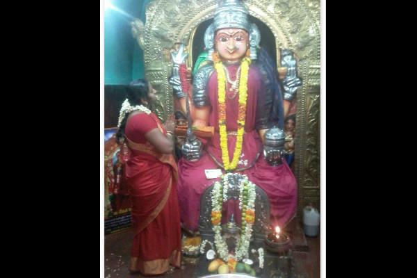 Andhra Pradesh woman priests family alleges denial of rights to temple