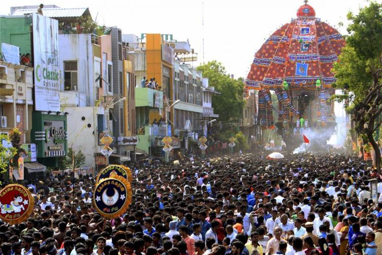 Tamil Nadu govt issues guidelines as places of worship open in parts of state