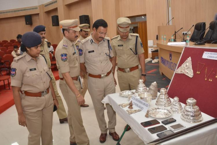 Interstate gang who looted 50 temple donation boxes arrested by Cyberabad police