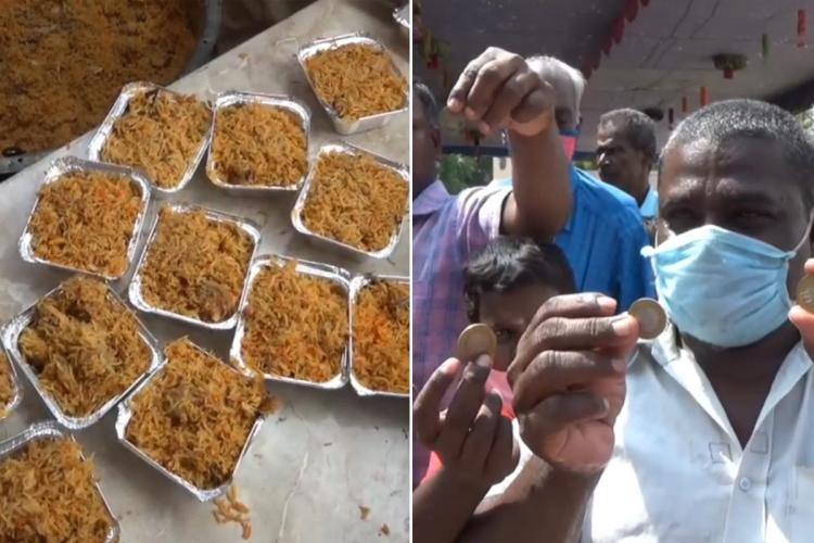 Biriyani shop owner in TN booked after Rs 10-per-plate offer leads to crowding
