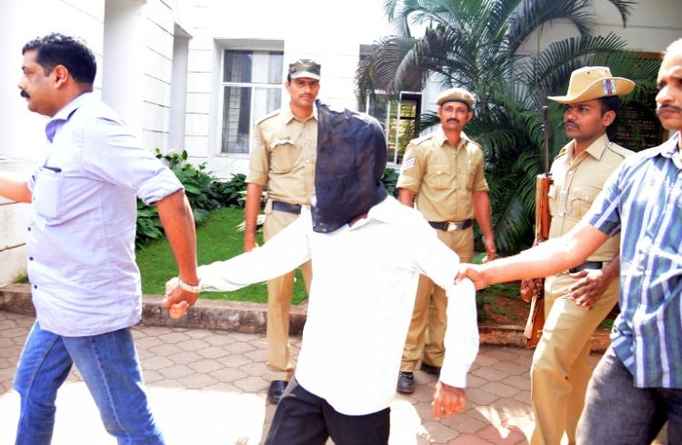 Eight terror suspects arrested but none by Karnataka ATS Why