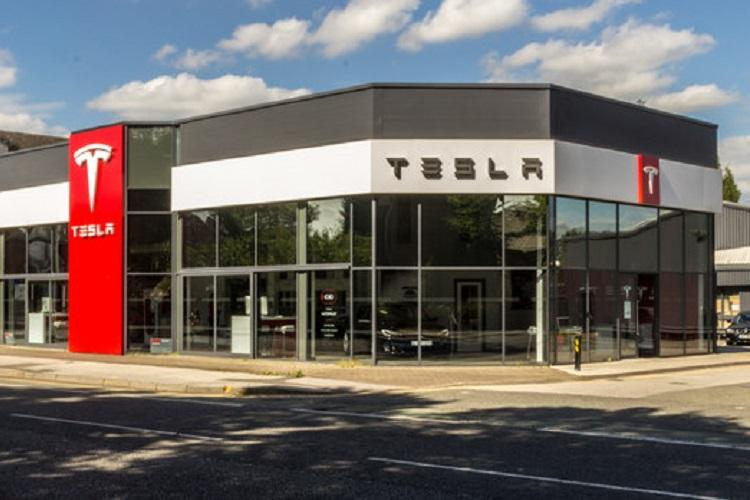 Tesla lays off roughly nine percent of workforce