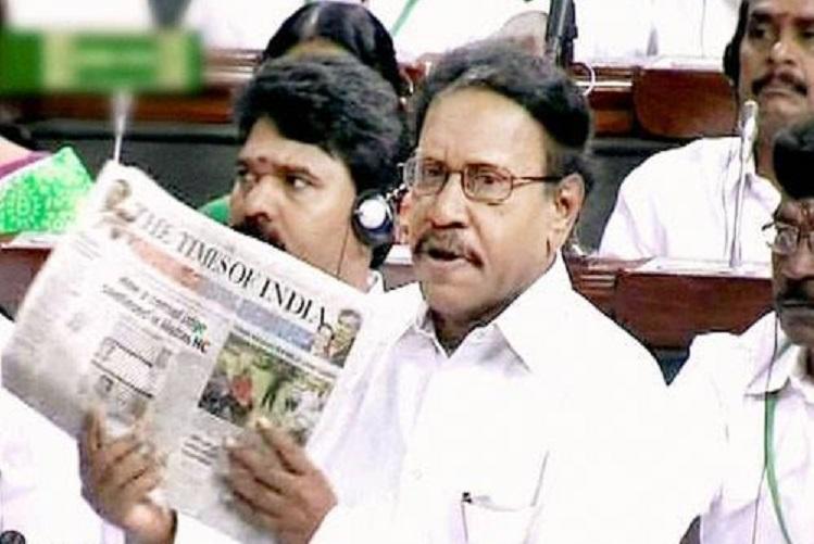 AIADMK leader Thambidurai dubs Union Budget 2019 BJPs election manifesto