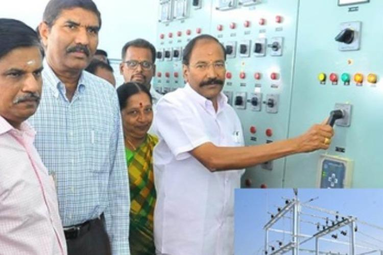 No chance of power cuts during summer in Tamil Nadu Minister Thangamani