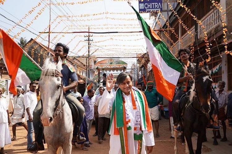 Lok Sabha 2019 In Thiruvananthapuram constituency an uphill battle for Tharoor