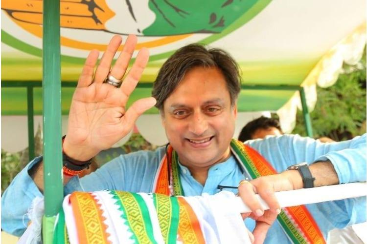 Shashi Tharoor says he is ready to be Leader of the Congress party in Lok Sabha