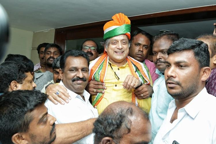 How Shashi Tharoor won Thiruvananthapuram for the third consecutive time