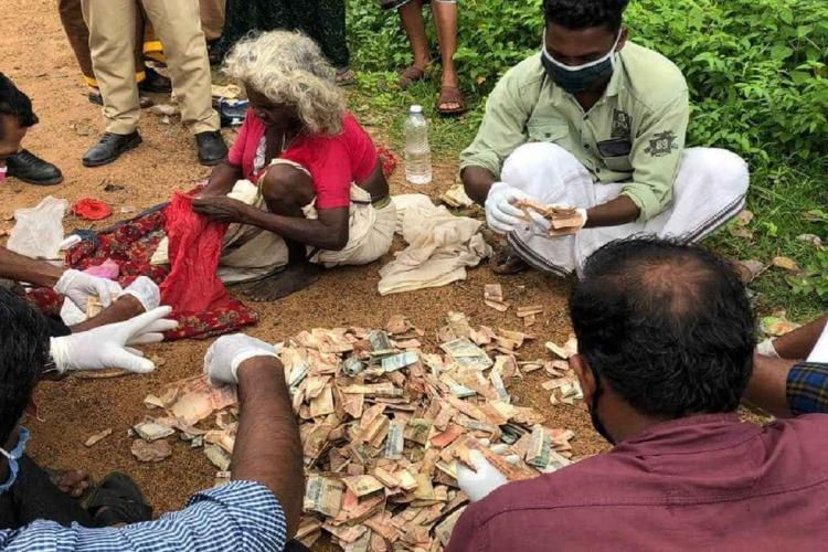 Kerala 80-yr-old has Rs 30000 in old notes as savings unaware of demonetisation