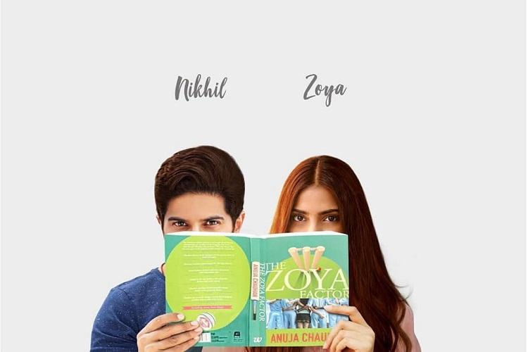 Sonam Kapoor and Dulquer Salmaan to feature in 'The Zoya Factor' adaptation