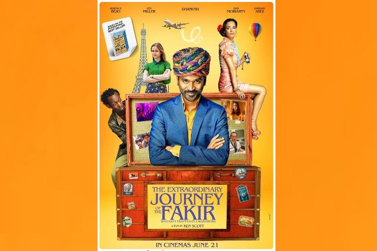 The Extraordinary Journey of the Fakir review Dhanush is charming in a harmless film