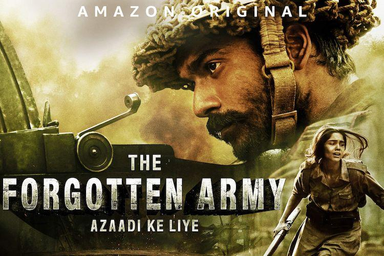 The Forgotten Army- Azaadi Ke Liye review Earnest but forgettable