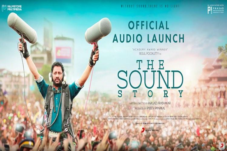 Resul Pookutty reveals how The Sound Story on Thrissur Pooram was made